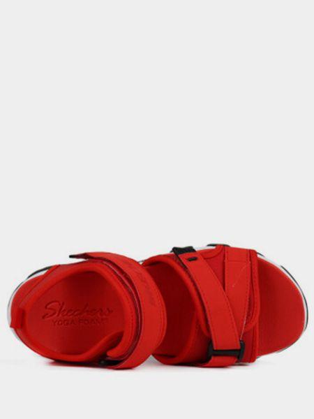 Сандалии - красные Skechers