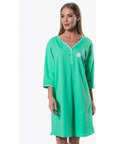 Платье - зеленое Vienetta