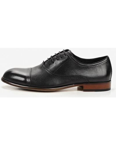 Туфли черные Rosconi