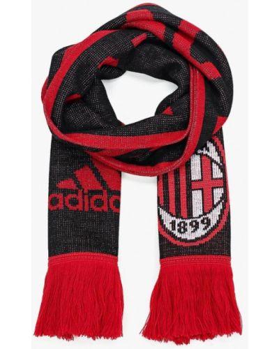 Черный шарф Adidas