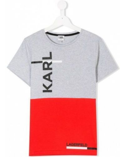 Брендовая футболка Karl Lagerfeld