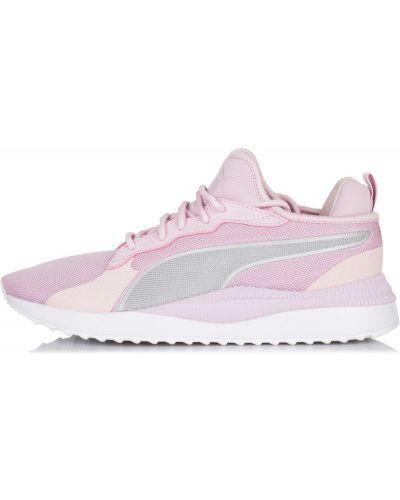Розовые кроссовки для бега Puma