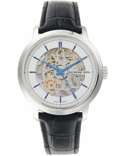 Zegarek srebrny Raymond Weil