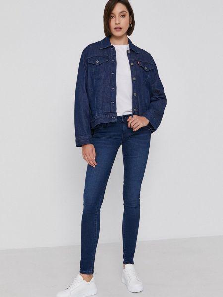 Хлопковая джинсовая куртка Levi's®