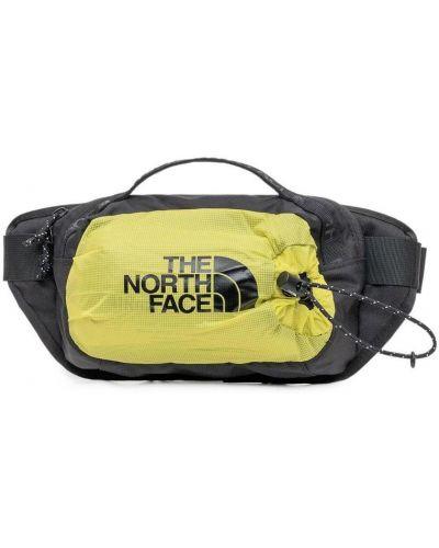 Żółty pasek z paskiem The North Face