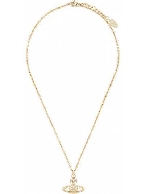 Ожерелье золотое с подвесками Vivienne Westwood