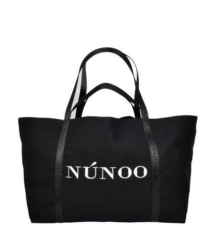 Czarna torebka Nunoo