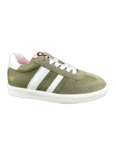 Zielone sneakersy Kipling