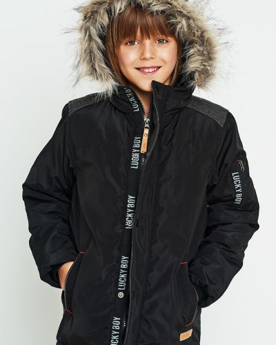 Куртка теплая черная Nativo