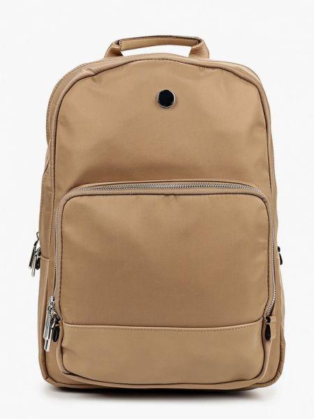 Текстильный белый городской рюкзак Marks & Spencer