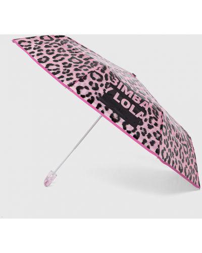 Parasol - różowy Bimba Y Lola