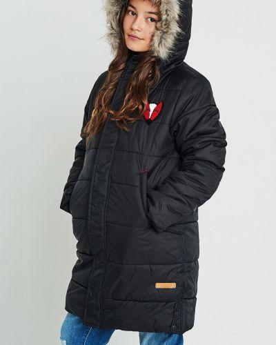 Куртка с капюшоном прямая Nativo