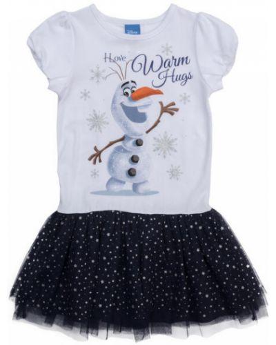 Платье с рукавами на торжество хлопковое Playtoday Baby