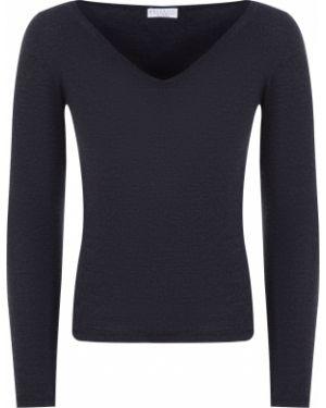 Пуловер с V-образным вырезом кашемировый Brunello Cucinelli