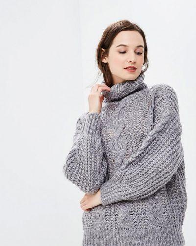 Серый свитер весенний Milanika