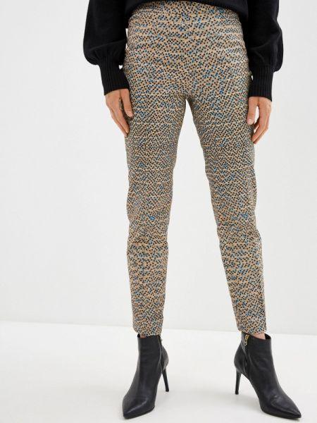 Бежевые брюки Akris Punto