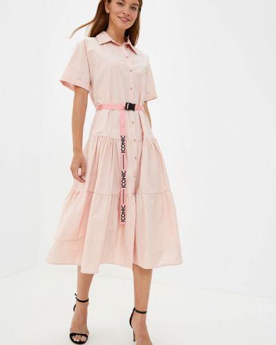 Платье платье-рубашка осеннее Imperial