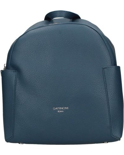 Niebieski plecak Gattinoni