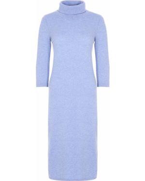 Платье миди повседневное шелковое Silkwool