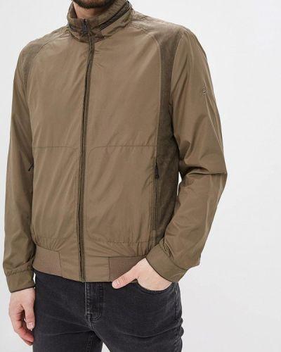 Куртка зеленая легкая Gt Gualtiero