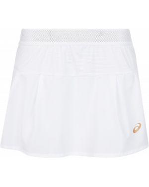 Теннисная спортивная юбка макси для сна с разрезом Asics
