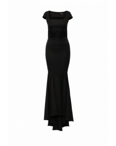 Вечернее платье черное Sk-house