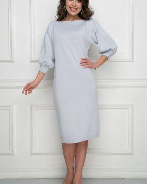 Платье мини макси вязаное Bellovera