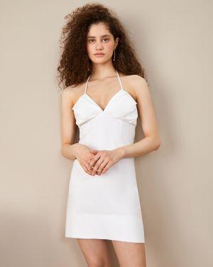 Платье мини на тонких бретелях платье-сарафан 12storeez