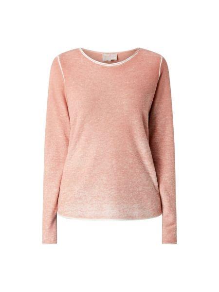 Sweter wełniany - pomarańczowy Lieblingsstück