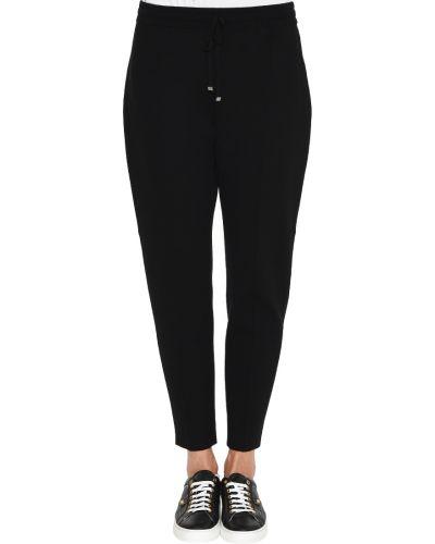 Черные брюки Maerz