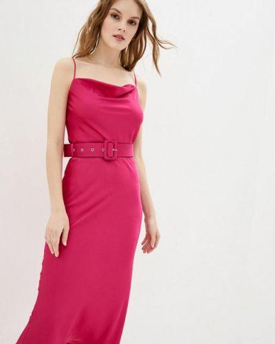 Розовое платье Magnetic