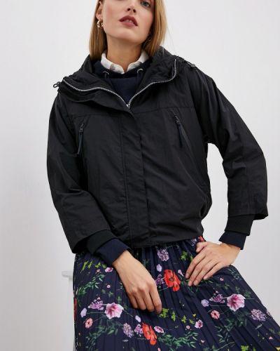 Куртка черная осенняя Weekend Max Mara