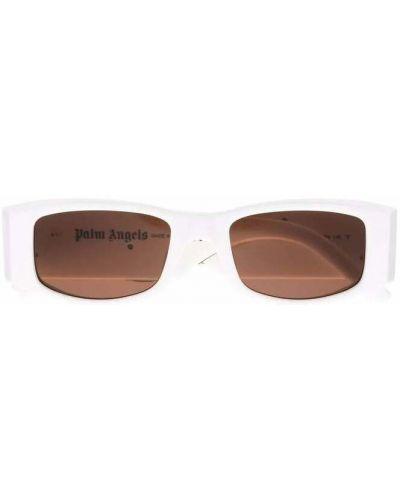 Białe okulary Palm Angels