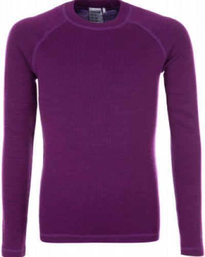 Фиолетовое термобелье шерстяное Glissade