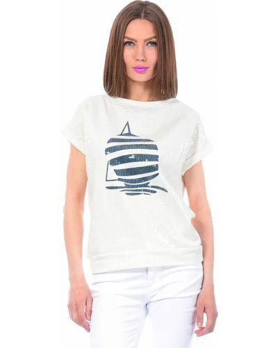Футболка белая Marina Yachting