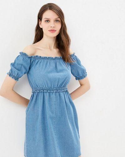 Джинсовое платье индийский Miss Selfridge