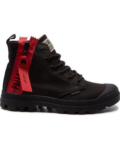 Текстильные ботинки с подкладкой Palladium