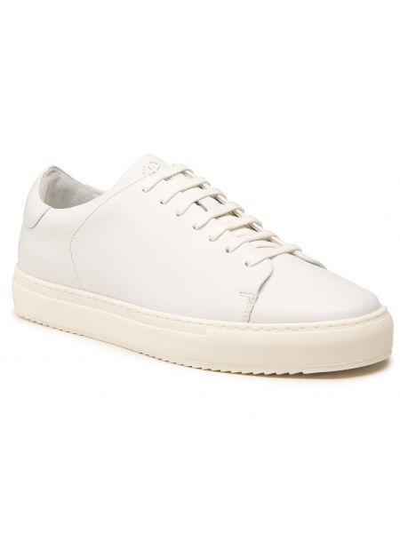 Białe półbuty casual Strellson