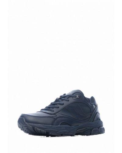 Синие кроссовки низкие Sigma
