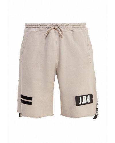 Бежевые шорты J.b4