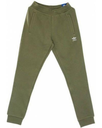 Joggery - zielone Adidas
