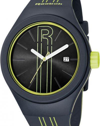 Часы водонепроницаемые силиконовые пластиковые Reebok