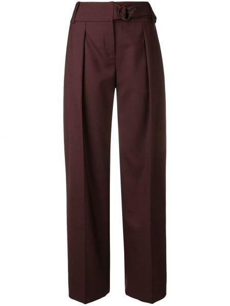 Свободные брюки с карманами на молнии Victoria, Victoria Beckham
