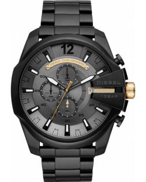 Zegarek czarny Diesel