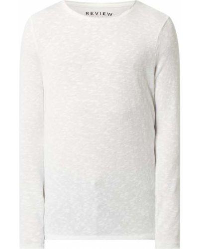 Biała bluza bawełniana Review