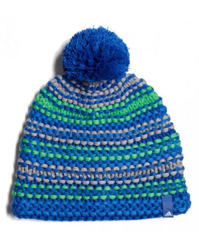 Ciepła czapka dzianinowa Adidas