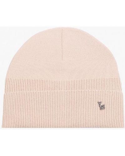 Бежевая зимняя шапка Trendyangel