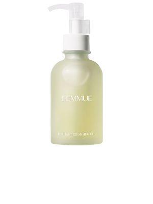 Skórzany bezpłatne cięcie żel do mycia twarzy czyszczenie bezpłatne cięcie Femmue