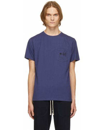 T-shirt bawełniana - czarna Norse Projects