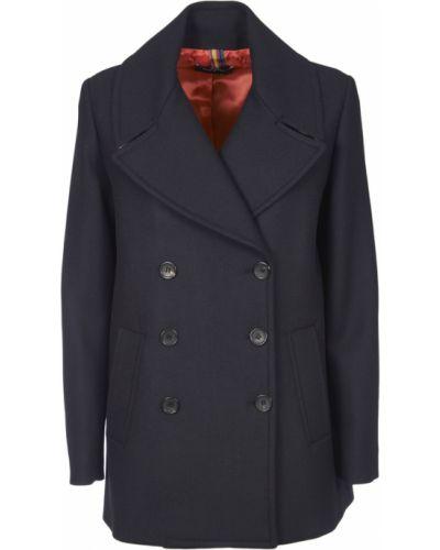 Niebieski płaszcz Paul Smith